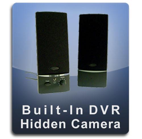 Computer Speakers DVR Series Hidden Camera Spy Camera Nanny Camera  -  COMSPEAKER-DVR