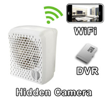 Air Cleaner Hidden Camera with Built-in DVR and WiFi Remote Viewing on iPhone and Androids