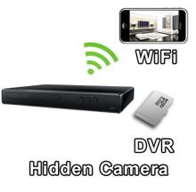 WiFi Series DVD Hidden Spy Camera