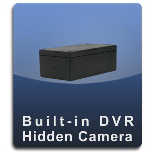 Project Box DVR Series Hidden Camera Spy Camera Nanny Camera