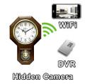 PalmVID WiFi Series Pendulum Clock Hidden Camera