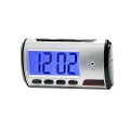 Alarm Clock Hidden Camera with DVR 720x480