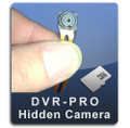 PalmVID DVR PRO Series DIY Hide It Yourself Hidden Camera Kit with DVR