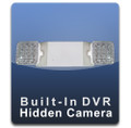 PalmVID Emergency Light Hidden Camera with Built-In DVR