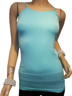 Light Teal Short Camisole