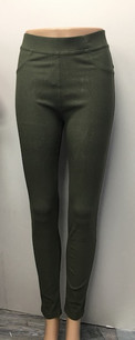 J04 Olive Jeggings