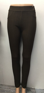 J04 Chocolate Jeggings