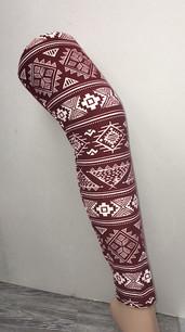 F401 Printed Legging