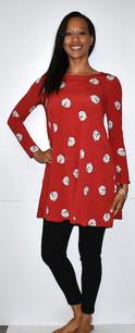 3264 Bulldog Inspired Dress