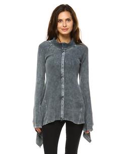 2004 Grey Mineral Washed Jacket