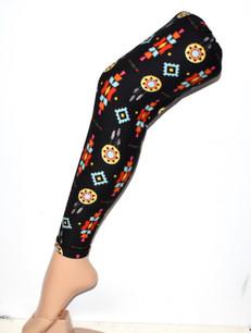 Printed Legging Style 7