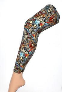Printed Legging Style 12