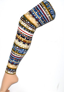 Printed Legging Style 21