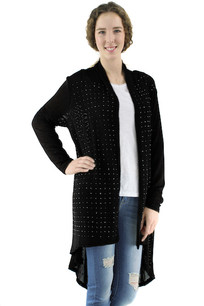 80054 Black Sparkle Jacket