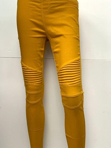 MT-01 Mustard Jegging