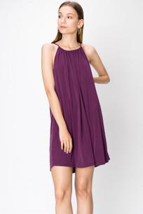 524 Purple Dress