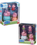 Peppa Pig Family Figure Pack - Classic Or Bedtime Versions