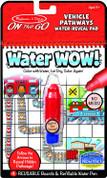 Melissa & Doug Water Wow - Vehicle PathwaysWater-Reveal Pad