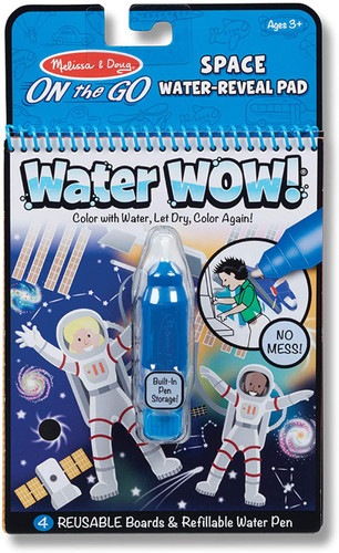 Melissa & Doug Water Wow - SpaceWater-Reveal Pad