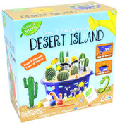 Creative Sprouts Grow and Paint Your Own Desert Island Garden