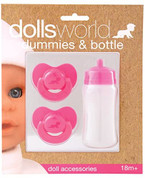 Dolls World Dummies And Bottle