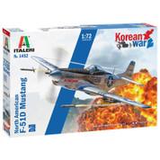 Italeri 1:72 North American F-51D Mustang Korean War Model Kit