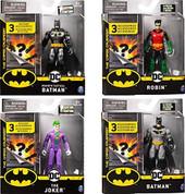 DC Batman - 4-Inch Action Figure (One at Random)