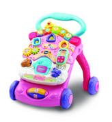 VTech 505653 First Steps Baby Walker Pink
