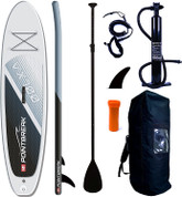 M.Y. Point Break 10ft 6in Inflatable Stand Up Paddle Board Set