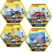 Paw Patrol Movie Games Save The City Puzzle Assortment -48 Pieces