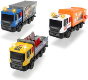 Dickie Toys Scania City Team Truck Assortment - 1 Supplied at random