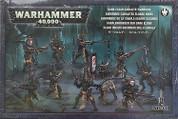 Games Workshop - Warhammer 40,000 - Dark Eldar Kabalite Warriors
