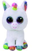 TY Boo Buddy - Pixie the Unicorn 24cm