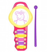 Peppa Pig'S Mini Band Set