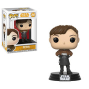 Funko POP Star Wars: Red Cup Qi'Ra Collectible Figure
