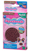 Aquabeads Solid Bead Pack - Brown