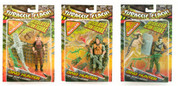 Jurassic Clash Dino Hunter Assortment (One Supplied)