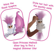 Bush Baby World Shimmies Princess Melina Soft Toy