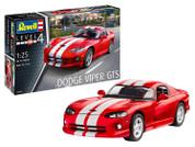 Revell 7040 07040 Dodge Viper GTS - 1:25 Scale Plastic Model Kit