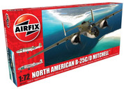 Airfix A06015 Other North American B25C/D Mitchell 1:72 Model Kit