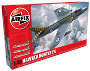 Airfix A09185 Hawker Hunter F6 (1:48 Scale) Model Kit