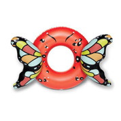 Bigmouth Inc - Giant Butterfly Wings Pool Float (Red)