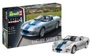 Revell 7039 RV07039 Shelby Series I 1:25 Plastic Model Kit