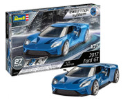 Revell 7678 2017 Ford GT 1:24 Plastic Model Kit