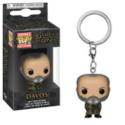 Funko POP Keychain - Game Of Thrones S10 Davos Collectible Figure