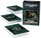 Games Workshop - Warhammer 40,000 - Datacards: Deathwatch