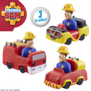 Fireman Sam Mini Buggies - Styles Vary
