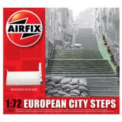 Airfix A75017 1:72 Scale European City Steps Model Kit