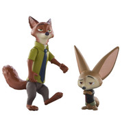 Zootropolis Character 2-Pack - One Supplied