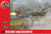 Airfix A1360 1:35 M10 GMCTank Destroyer Model Kit